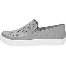 Crocs CitiLane Roka Slip-on Slippers Men Smoke/White